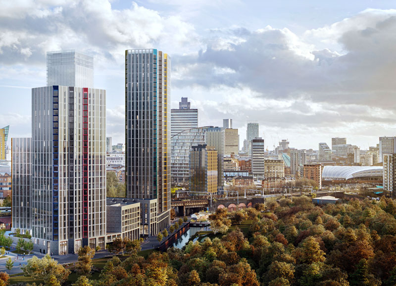 £51m funding approved to unlock key housing sites in Manchester's Northern Gateway - Victoria Riverside