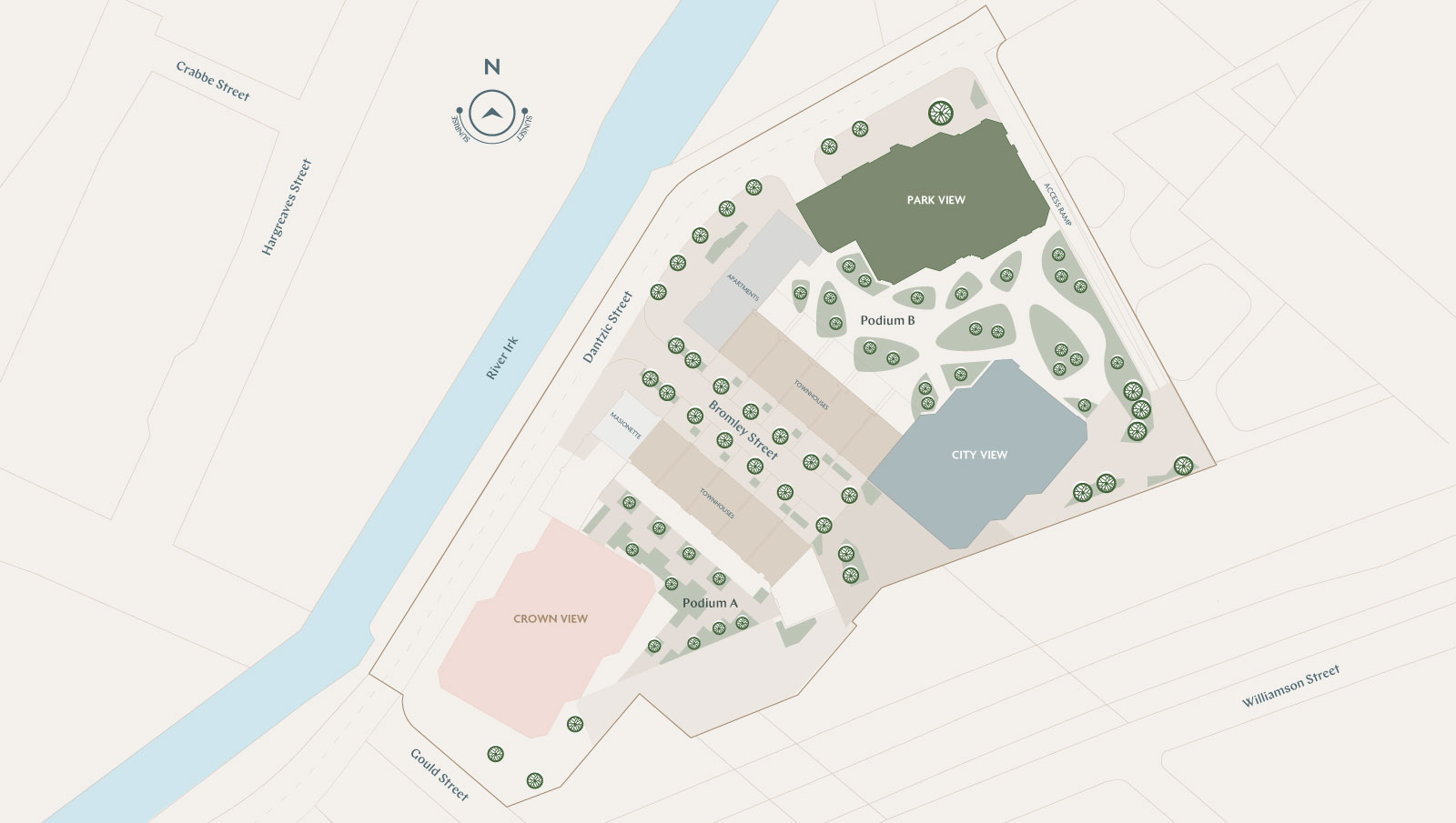 The Development - Victoria Riverside